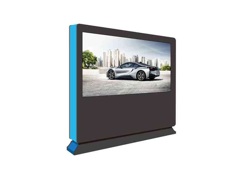 86'' Outdoor Totem LCD Digital Signage for Advertising
