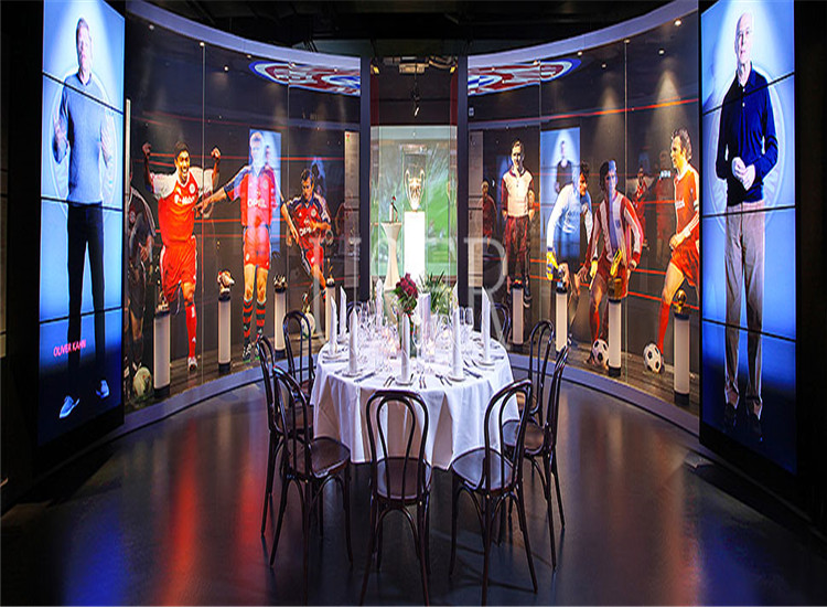 Bayern Munich Football Club, 47inch LCD Video Wall, 200 units-1