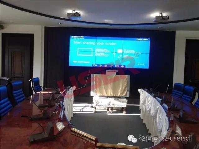 USER LCD Video wall Panels Entering Thai Enterprises - USER